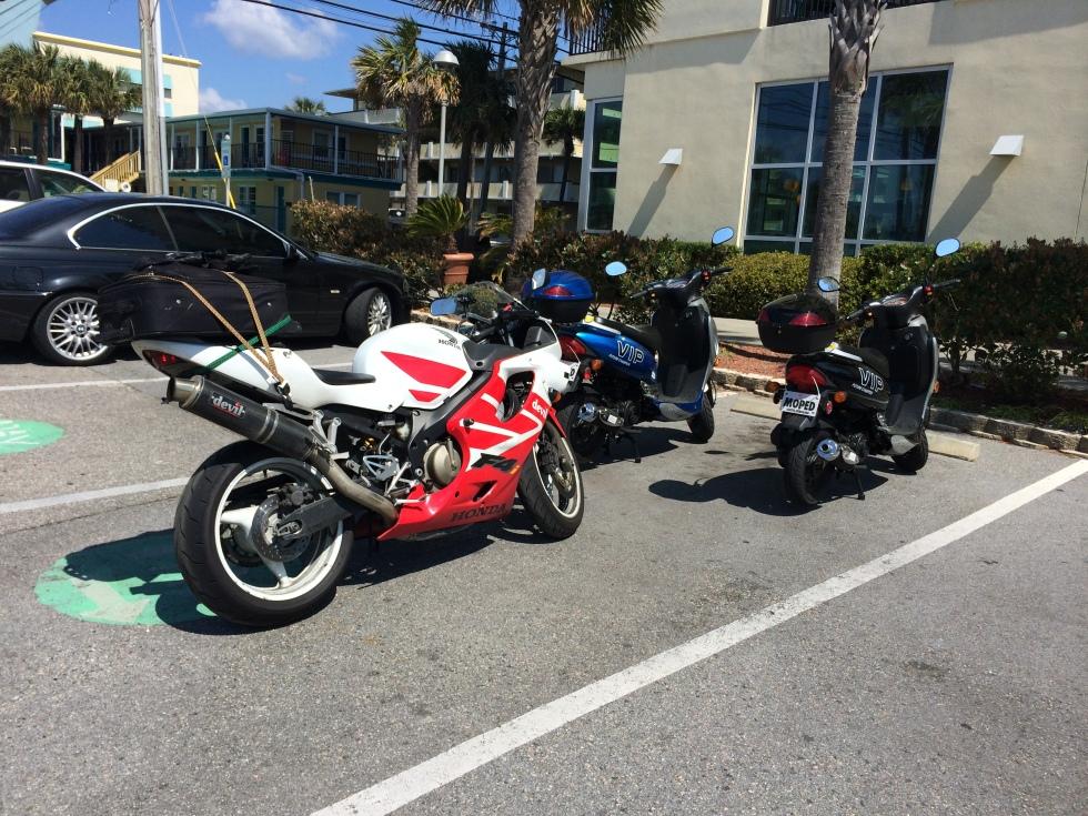 Found my gang in Myrtle Beach